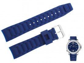Pasek do zegarka Tommy Hilfiger TH 1791220 niebieski