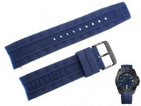 Pasek do zegarka Tommy Hilfiger TH 1791040 niebieski